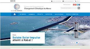 Site internet 4C Maroc