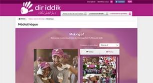 Site internet <span>inwi</span> application DIR IDDIK