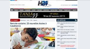 Site internet H24info