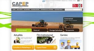 Site internet Capep