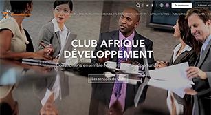 Site événementiel Club AWB