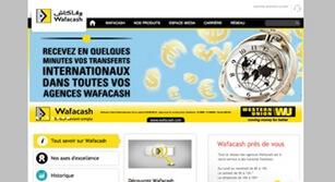Site internet Wafacash