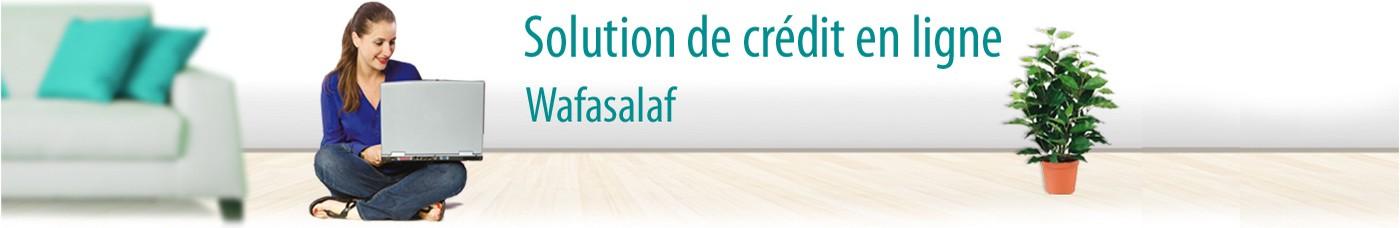 solution de crédit en ligne !