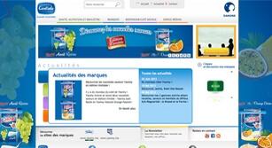 Site internet Centrale Laitière