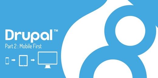 Drupal 8 : déjà 5 projets