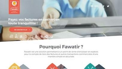 Site internet Attijariwafa bank : Fawatir  / Drupal 7