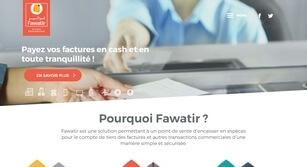 Site internet Attijariwafa bank : Fawatir