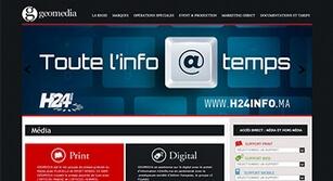 Site internet Geomedia