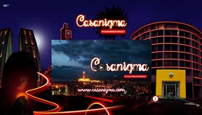 Site événementiel Renault : Jeu Casanigma / Visite 360 + PHP + CodeIgniter +HTML5 + CSS3