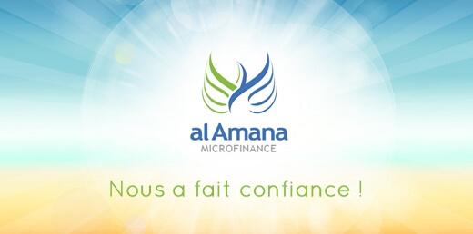 La nouvelle version du site web Al Amana Microfinance… Bientôt en ligne