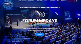 Site internet MEDays 2017