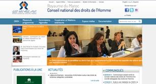 Site internet CNDH