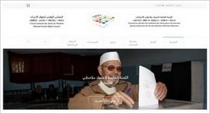 Site internet Observation  des élections 2015