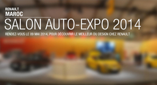 Site internet Auto-Expo Renault