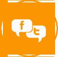 Social media  et webmarketing